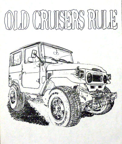 got cruiser  coloring book