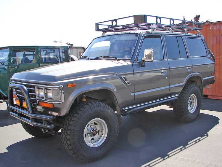 Gallery7 on toyota land cruiser exhaust system